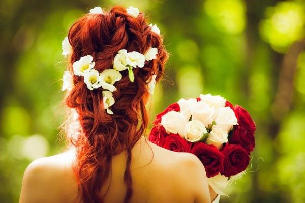 Fryzury ślubne Długie Włosy Portal Weselichonet