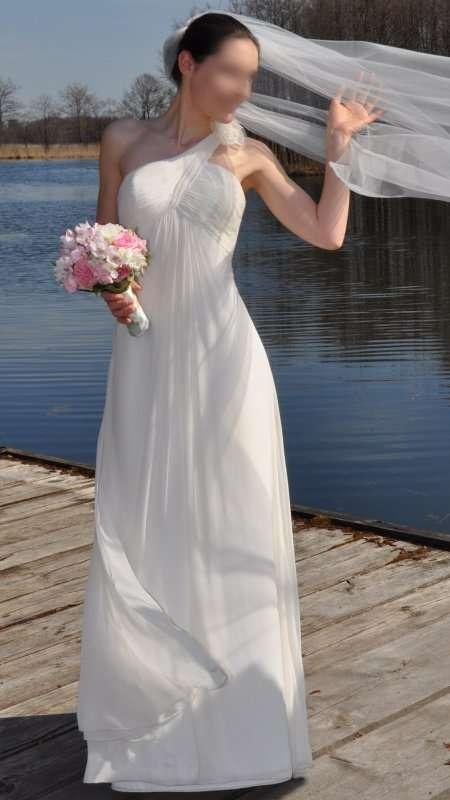 16d5fd2085 Zwiewna suknia typu empire San Patrick Eboli - Olsztyn Ogłoszenia ...