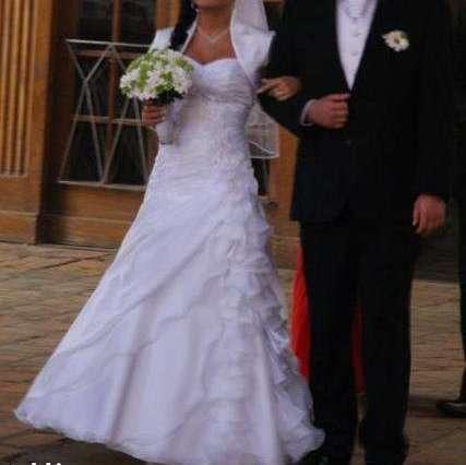 Suknia ślubna W Stylu Hiszpańskim Stargard Szczeciński